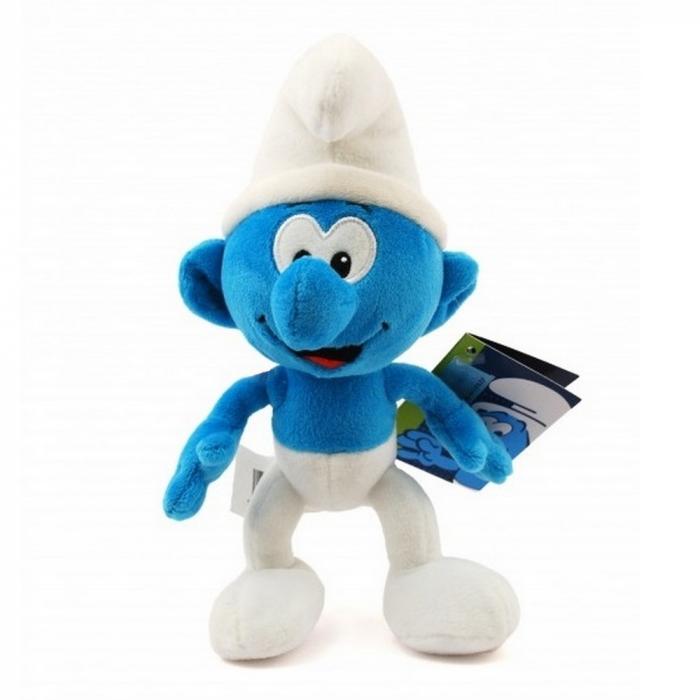 Soft Cuddly Toy The Smurfs: The Classic Smurf 20cm (755227)