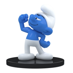 Collectible figurine Puppy The Smurfs, The Hefty Smurf 11cm (2021)