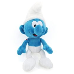 Soft Cuddly Toy Puppy The Smurfs: The Hefty Smurf 30cm (755637)