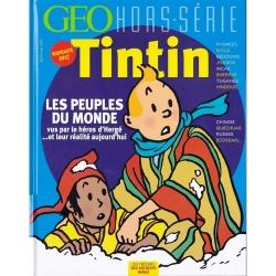 Prisma GEO Edition Hors-série: Les peuples du monde vu par Tintin (2017)