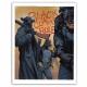 Poster offset Blacksad Juanjo Guarnido, Black Claws Rule (50x70cm)