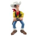 Lucky Luke Schleich® Figurine - Hands on the belt (1984)