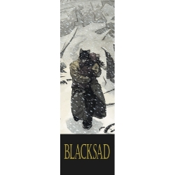 Paper Bookmark Blacksad, Artic-Nation (50x170mm)
