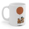 Tasse mug en céramique Boule et Bill s'envole (60 ans)