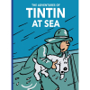 Hergé, éditions Moulinsart The Adventures of Tintin at Sea 24484 EN (2021)