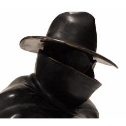 Collectible Bronze Bust Pixi Blake and Mortimer, Olrik 5234 (2010)