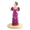 Figurine de collection en résine Paramount Tintin, Bianca Castafiore (2011)