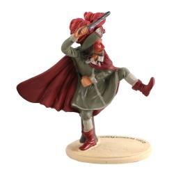 Figura de colección en resina Paramount Tintín, Rackham el Rojo (2011)