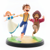 Collectible figurine LMZ The Adventures of Tom Sawyer, Huck and Becky (2021)