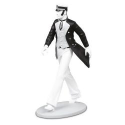 Figura de colección Moulinsart Corto Maltés Blanco y Negro 20cm (2021)