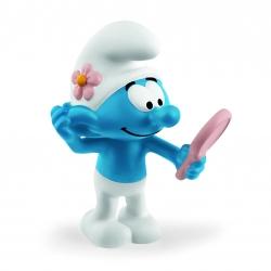 The Smurfs Schleich® Figure - Vanity Smurf (20827)