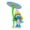 The Smurfs Schleich® Figure - Smurfette with flower (20828)