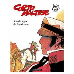 Album de Corto Maltese, Sous le signe du Capricorne T2 FR (2015)