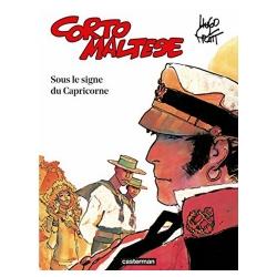 Corto Maltese album, Sous le signe du Capricorne T2 FR (2015)