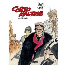 Álbum de Corto Maltés, En Sibérie T6 FR (2015)