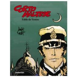 Álbum de Corto Maltés, Fable de Venise T7 FR (2015)