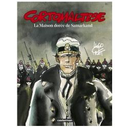 Corto Maltese album, La Maison dorée de Samarkand T8 FR (2015)