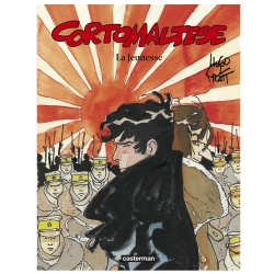 Álbum de Corto Maltés, La jeunesse T9 FR (2015)