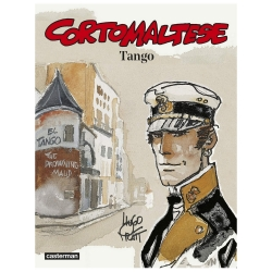 Corto Maltese album, Tango T10 FR (2015)