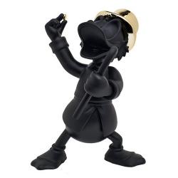 Collectible Figure Leblon-Delienne Disney Scrooge McDuck Black and Gold (2021)