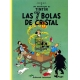 Álbum Las aventuras de Tintín: Las siete bolas de cristal