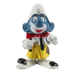 Figurine Schleich® Les Schtroumpfs - Le Schtroumpf Clown (20033)