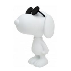 Figurine Leblon-Delienne Peanuts, Snoopy white with black sunglasses (2021)