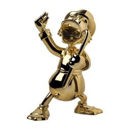 Collectible Figure Leblon-Delienne Disney Scrooge McDuck chrome gold (2021)
