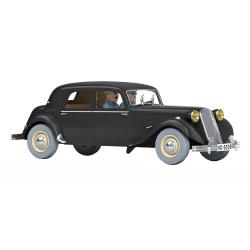 Collectible car Tintin, the border agents 15CV Nº48 1/24 (2021)