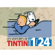Collectible car Tintin, the Blue Lotus red truck 15CV Nº49 1/24 (2021)