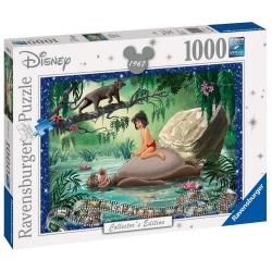 Puzzle de collection Ravensburger Disney, Le Livre de La Jungle (70x50cm)