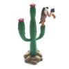 Figura de colección Plastoy Lucky Luke, el cactus con el buitre 69021 (2009)