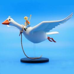 Collectible figurine LMZ Nils Holgersson: Nils y Martin (2021)