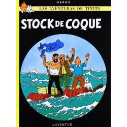 Album Les Aventures de Tintin: Coke en Stock