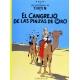 Album Les Aventures de Tintin: Le crabe aux pinces d'or
