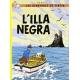 Álbum Las aventuras de Tintín: La isla negra