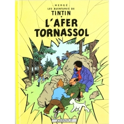 Álbum Las aventuras de Tintín: El asunto Tornasol