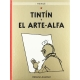 Album The Adventures of Tintin: Tintin and Alph-Art
