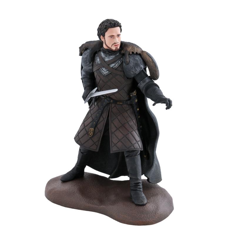 collectible figure dark horse game of thrones robb stark. Black Bedroom Furniture Sets. Home Design Ideas