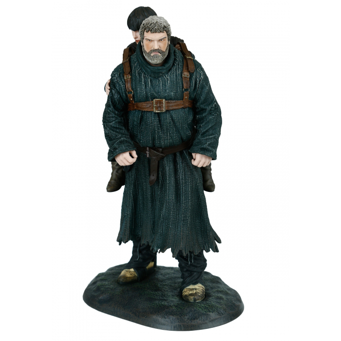 Figurine de collection Dark Horse Games of Thrones: Hodor portant Bran