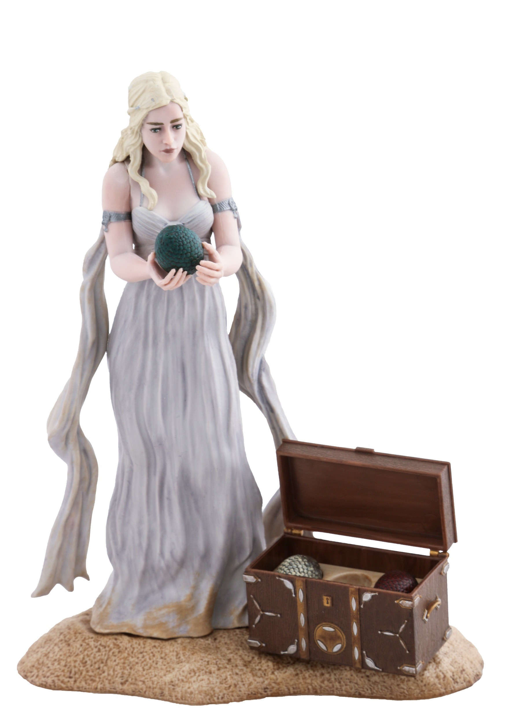Daenerys Targaryen Collectible Figure Dark Horse Game of Thrones