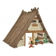 Box Plastoy House from the Asterix village and 1x Astérix figure (2015)