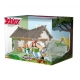Box Plastoy House from the Asterix village and 1x Obélix figure (2015)