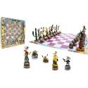 Juego de ajedrez con figuras de Lucky Luke Plastoy (69001)