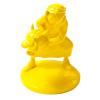 Figura de colección Tintín Abdallah Moulinsart Amarillo Monocromo (42166)