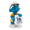 The Smurfs Schleich® Figure - The Marketing Smurf (20773)