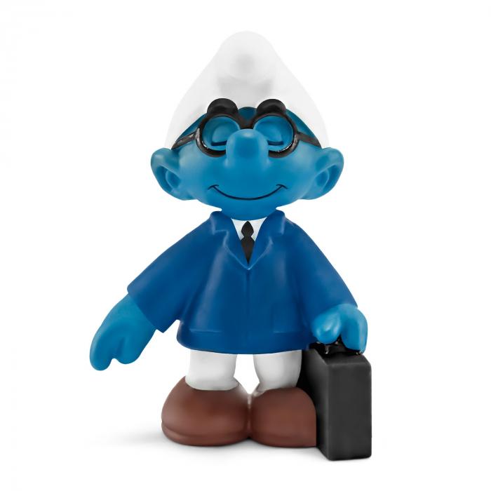 The Smurfs Schleich® Figure - The Salesman Smurf (20774)