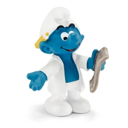 The Smurfs Schleich® Figure - The Researcher Smurf (20775)