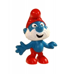 The Smurfs Schleich® Figure - Papa Smurf 1969 (21000)