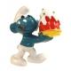 Figura Schleich® Los Pitufos - El Pitufo con pastel (21023)